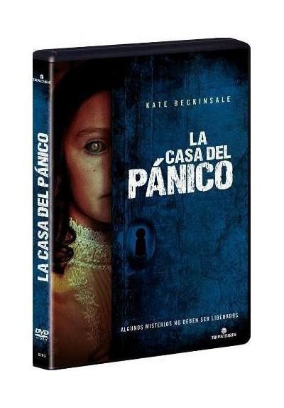 La Casa Del Pánico (The Disappointments Room)