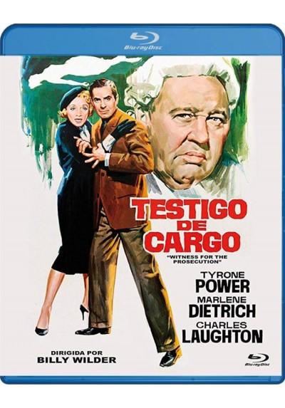 Testigo De Cargo (Blu-Ray) (Bd-R) (Witness For The Prosecution)