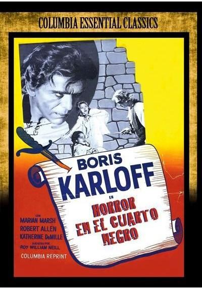 Horror En El Cuarto Negro (V.O.S.) (The Black Room)