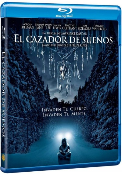 El Cazador De Sueños (Blu-Ray) (Dreamcatcher)
