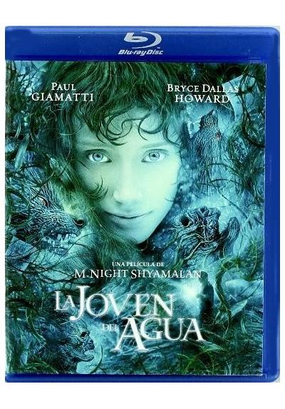 La Joven Del Agua (Blu-Ray) (Lady In The Water)