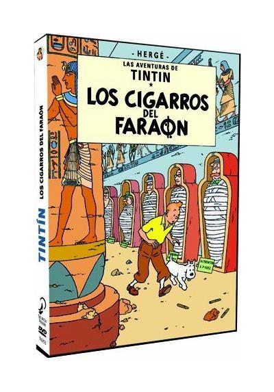 Tintin: Los Cigarros Del Faraón