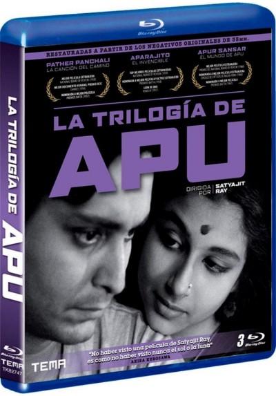 La Trilogia De Apu (Blu-Ray)