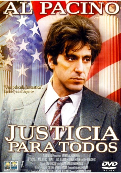 Justicia Para Todos (And Justice For All)