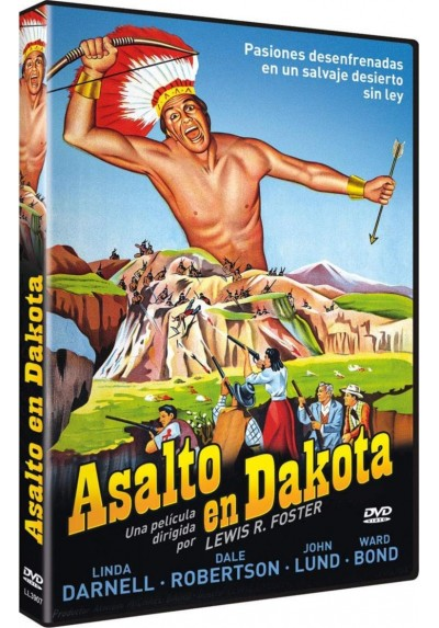 Asalto En Dakota (Dakota Incident)
