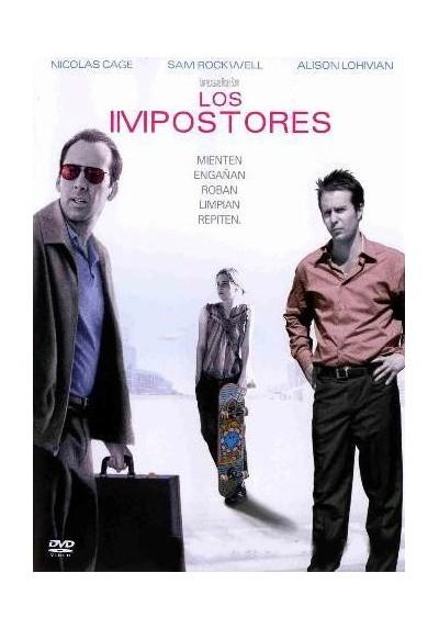 Los Impostores (Matchstick Men)