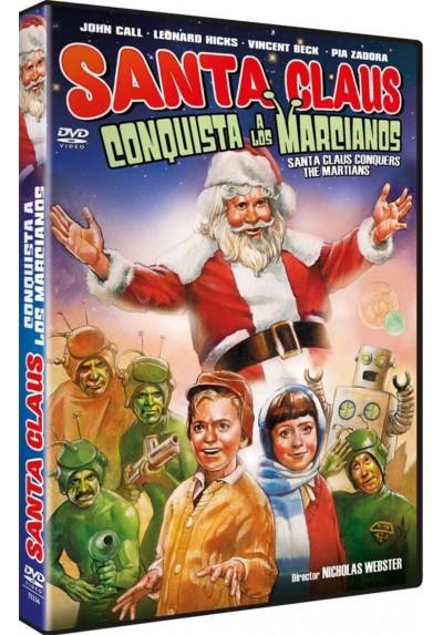 Santa Claus Conquista A Los Marcianos (Santa Claus Conquers The Martians)