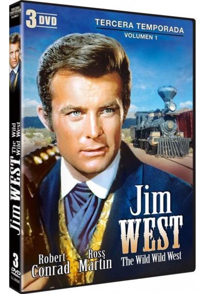 Jim West: 3ª Temporada - 1ª Parte