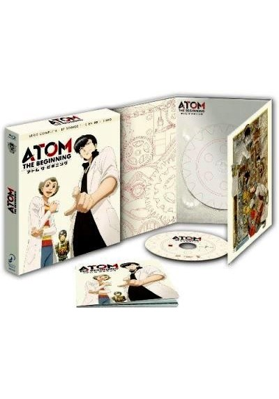 Atom The Beginning - Serie Completa (Blu-Ray + Libro)