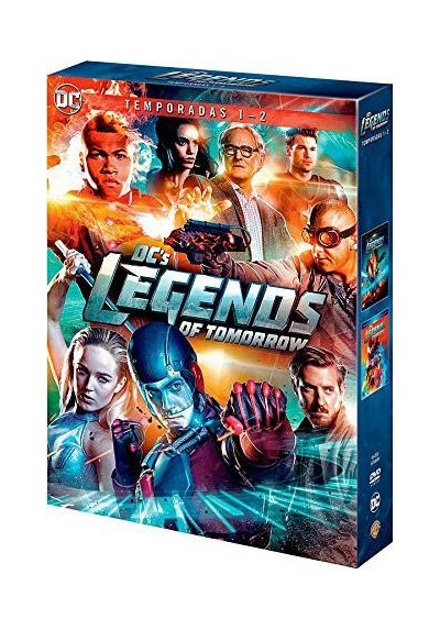 Pack Dc´s Legends Of Tomorrow : 1ª Y 2ª Temporada