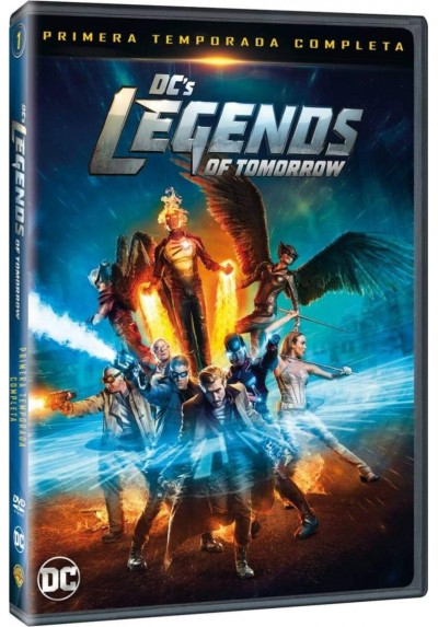 Dc´s Legends Of Tomorrow : 1ª Temporada