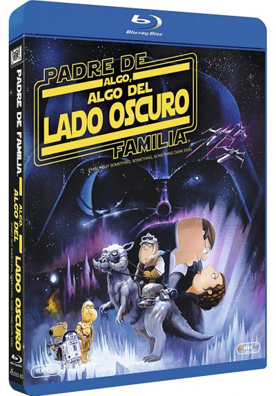 Padre De Familia: Algo, Algo Del Lado Oscuro (Blu-Ray) (Family Guy: Something, Something, Something Dark Side)