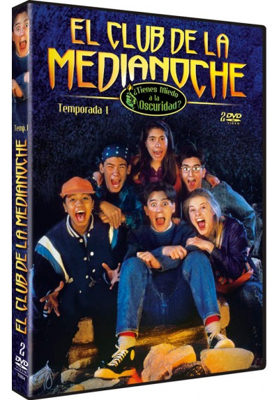 El Club De La Medianoche - 1ª Temporada (Are You Afraid Of The Dark?)