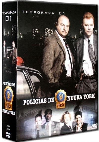 Policías de Nueva York, Temporada 1