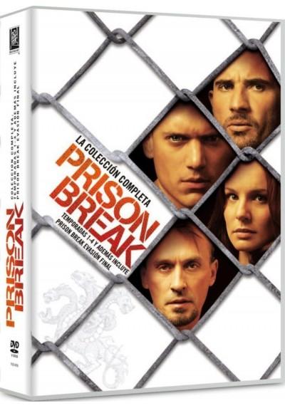 Prison Break: Colección Completa + Prison Break Evasión Final