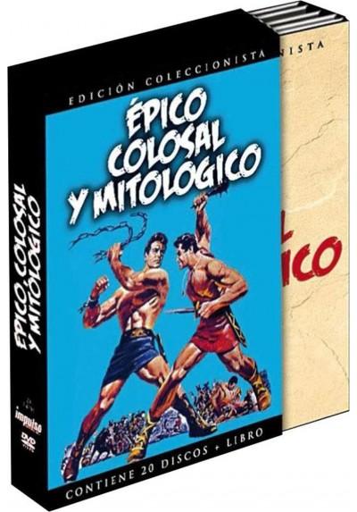 Pack Épico, Colosal y Mitológico - Edición Coleccionista