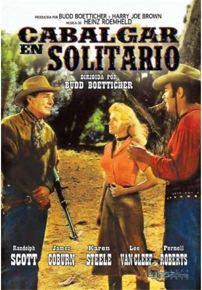 Cabalgar en Solitario (Ride Lonesome)