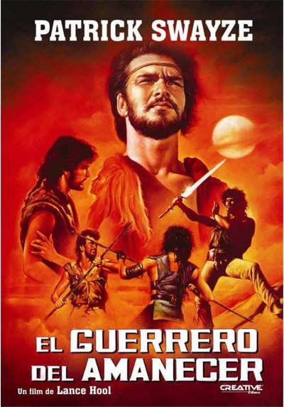 EL GUERRERO DEL AMANECER (Steel Dawn)