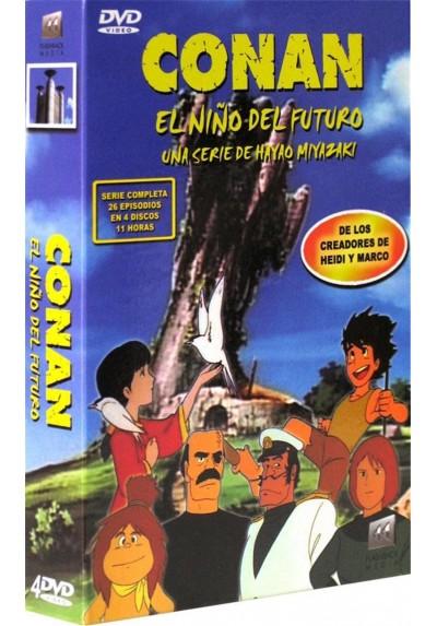 Pack Conan, El Niño del Futuro (Future Boy Conan)