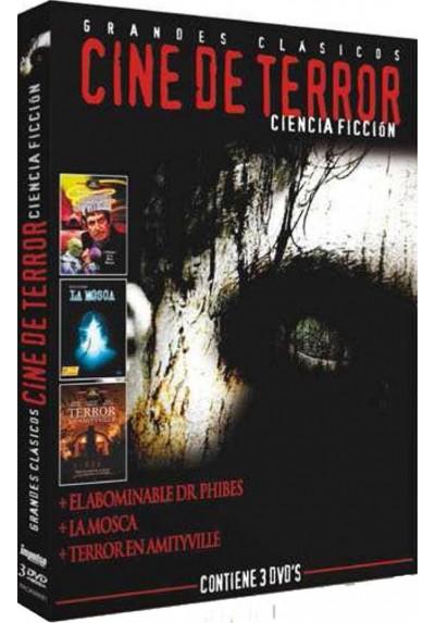 Cine De Terror Ciencia Ficción