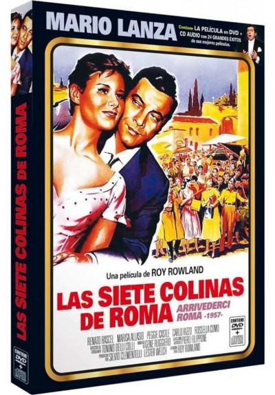 Las Siete Colinas De Roma + CD (Arrivederci Roma)