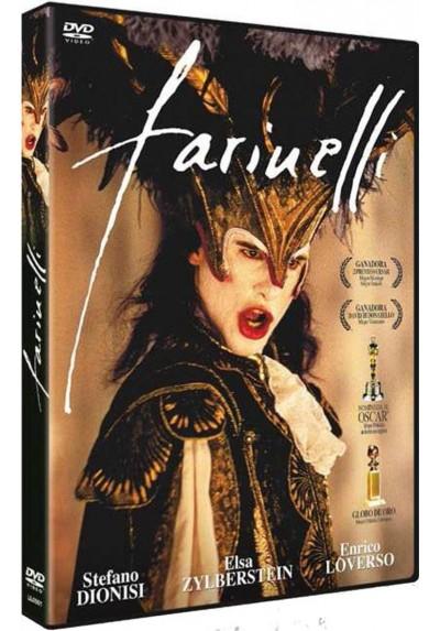 Farinelli, el castrado (Farinelli, il castrato)