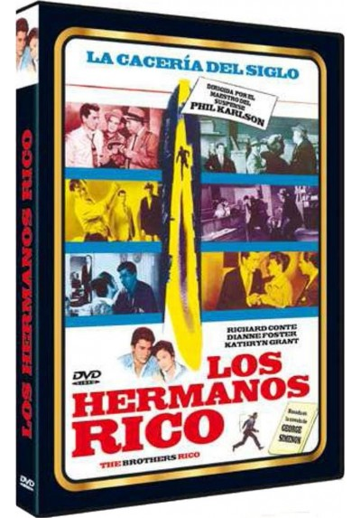 Los Hermanos Rico (The Brothers Rico)