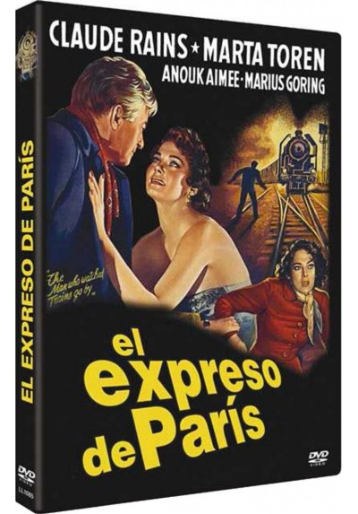 El Expreso De París (The Man Who Watched Trains Go By)