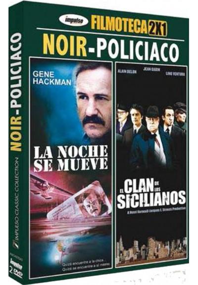 DOBLE SESION NOIR / POLICIACO