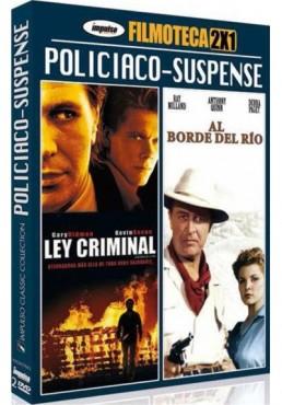DOBLE SESION POLICIACO / SUSPENSE