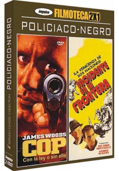 DOBLE SESION POLICIACO / NEGRO