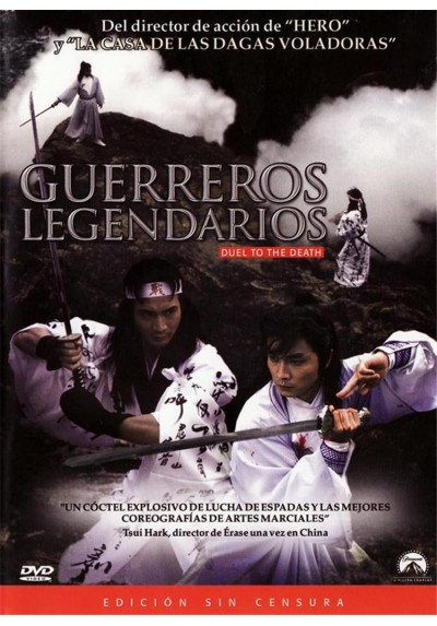 Guerreros Legendarios (Xian Si Jue)