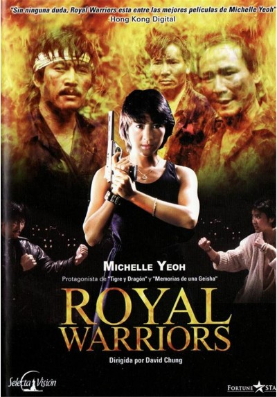 Royal Warriors (Wong Ga Jin Si)
