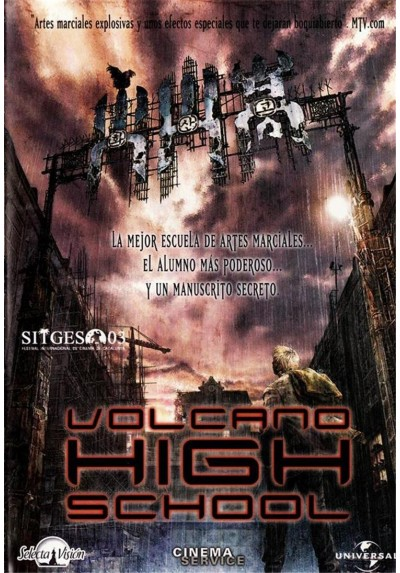 Volcano High School (Whasango)