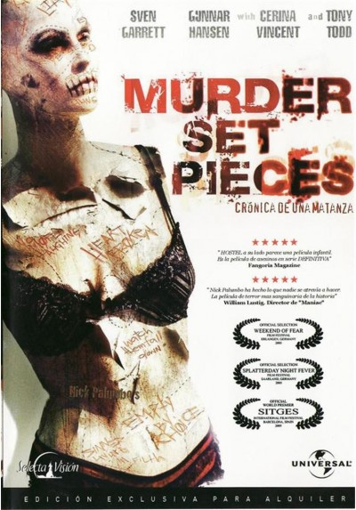 Murder Set Pieces (Murder-Set-Pieces)
