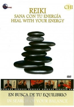 Colección CHI - Reiki Sana con tu Energia