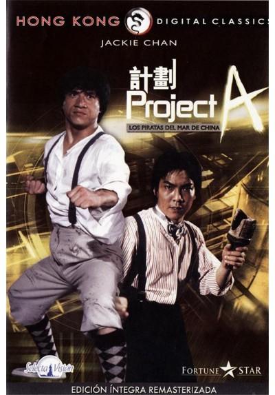 Los Tesoros Del Mar De China  (Project A )