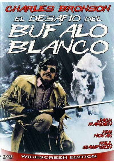 El Desafío Del Búfalo Blanco (The White Buffalo)