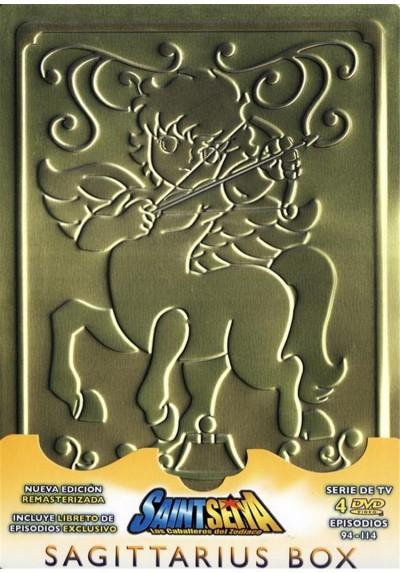 Saint Seiya - Los Caballeros Del Zodiaco : Saga De Poseidón - Sagittarius Box