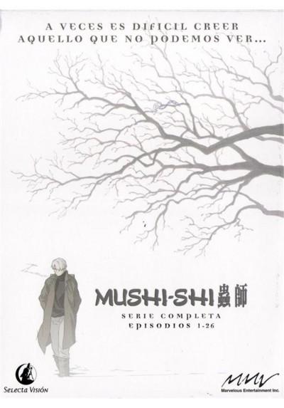 Mushi-Shi (Serie Completa)