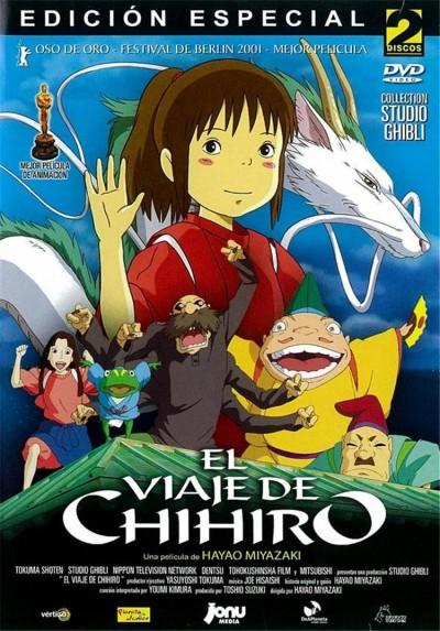 El Viaje De Chihiro (Ed. Especial) (Spirited Away)