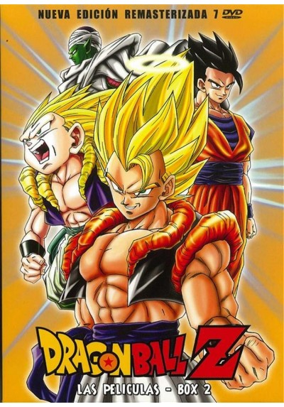 Dragon Ball Z : Las Películas - BOX 2