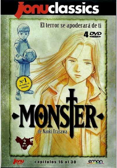 MONSTER VOL.2