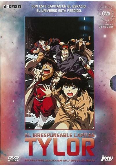 El Irresponsable Capitán Tylor - Serie Completa (10 Ovas)