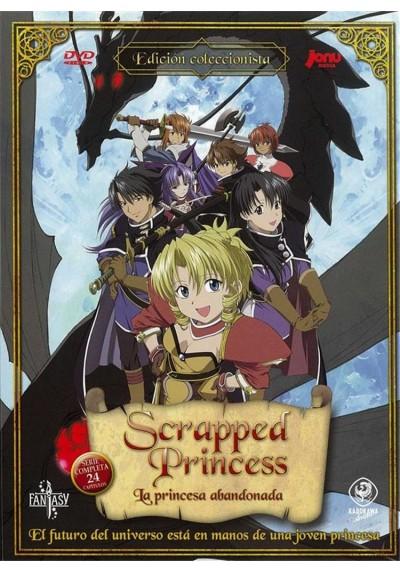 Scrapped Princess - Serie Completa (Ed. Coleccionista)