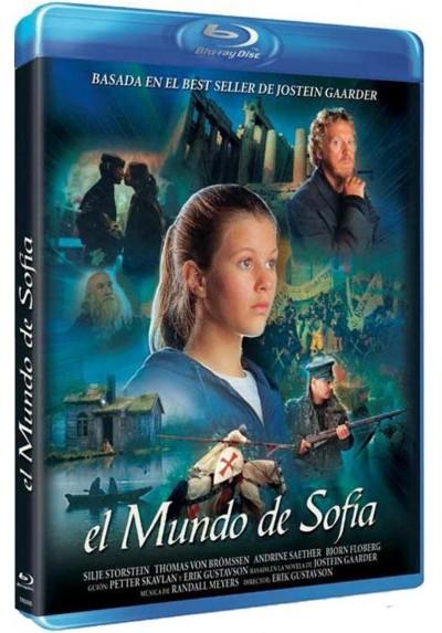 El Mundo De Sofía (Blu-Ray) (Sofies Verden)