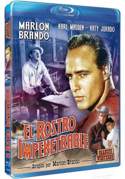 El Rostro Impenetrable (Blu-Ray) (One-Eyed Jacks)