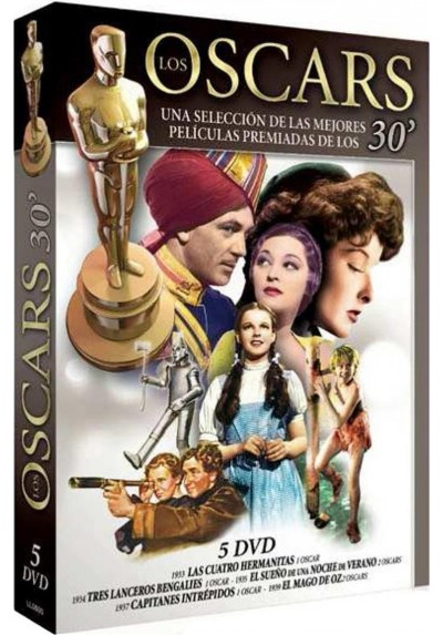 Los Oscars 30'