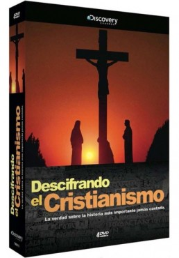Pack Discovery Channel : Descifrando El Cristianismo
