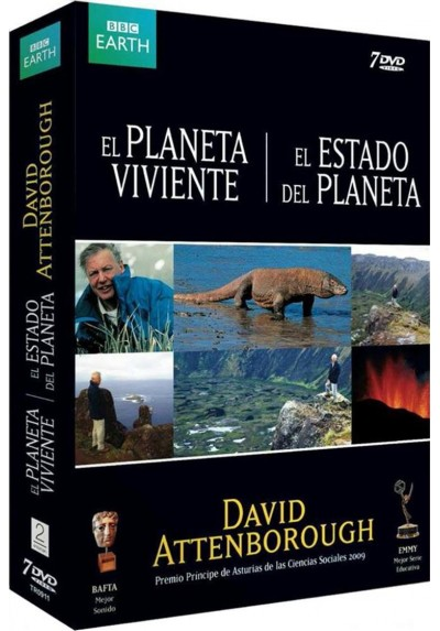 Pack : David Attenborough